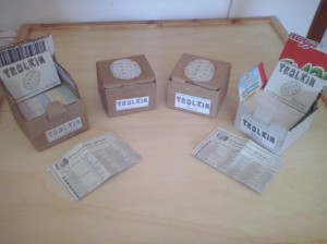 Cajas de cartón 01