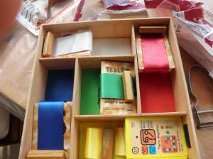 Fondo caja Tzolkin