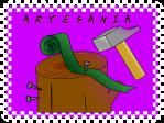 Logo artesania color