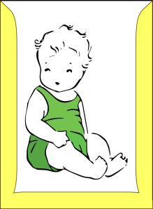 Naipe de niño