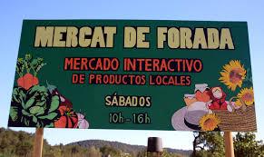 Foto cartel Forada